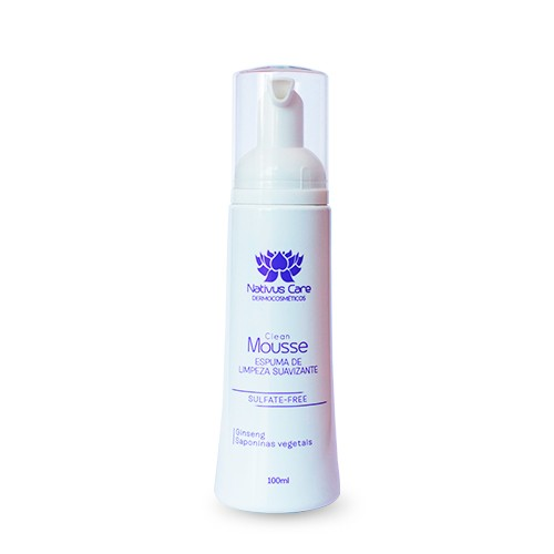 Clean Mousse Nativus Care 100ml  Un